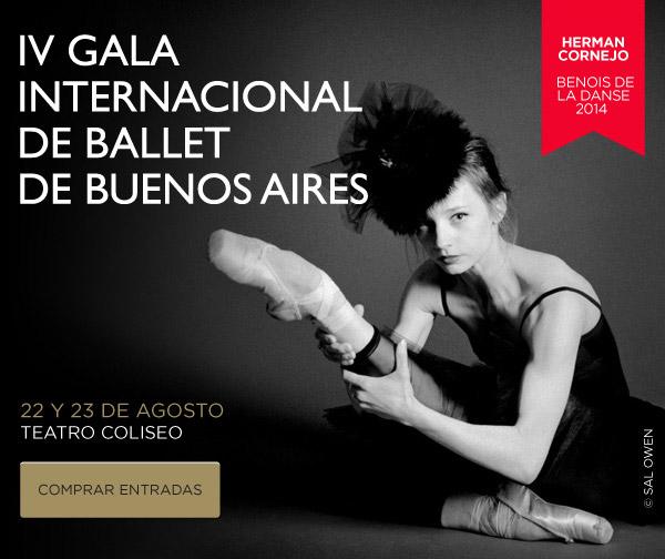 IV Gala Internacional de Ballet de Buenos Aires